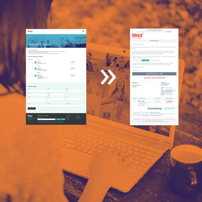 Cas Client - Blizz par TeamViewer