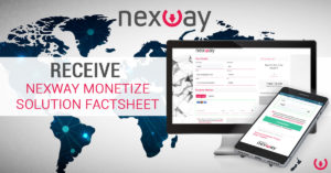 Receive Nexway MONETIZE Solution Factsheet
