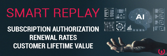 Nexway launches SMART REPLAY to optimize subscription authorization and renewal rates and increase customer lifetime value