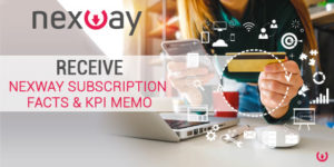 Receive Nexway Subscription Facts & KPIs Memo.