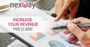 Increase your revenue per client