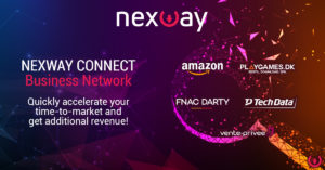 Join us and unlock the power of Nexway CONNECT Business Network