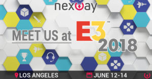 Meet Nexway's Game & Content Sourcing Team at E3