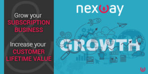 Increased customer value, higher year-over-year sales, 20% growth