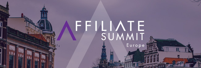 Rencontrez nos experts e-Commerce à l'Affiliate Summit Europe 2019 !