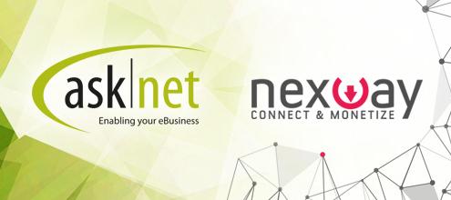 asknet AG™ and Nexway™