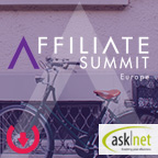 Don't miss out asknet / Nexway e-commerce experts at Affiliate Summit Europe 2019!