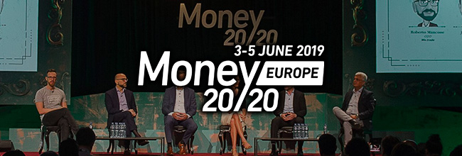 Meet us at Money 20/20 Europe 2019!